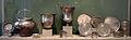 Tesoro di hildesheim, argento, I sec ac-I dc ca., coppe, piatto baccellato, calderone, crateri, piatti, situla.JPG