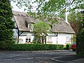 Thatched Cottage Church Lane Leicester - geograph.org.uk - 789211.jpg
