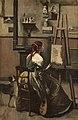 The Artist's Studio by Jean-Baptiste-Camille Corot, c1868.jpg