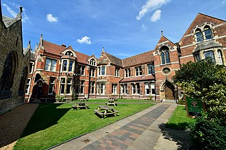 The Cambridge Union - Image: The Cambridge Union Building