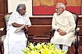 The Chief Minister of Kerala, Shri Oommen Chandy calls on the Prime Minister, Shri Narendra Modi, in New Delhi on May 29, 2015.jpg