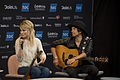 The Common Linnets, ESC2014 Meet & Greet 01.jpg