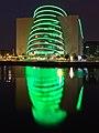 The Convention Centre Dublin. North Wall Quay & River Liffey, Dublin (507211) (32809808952).jpg