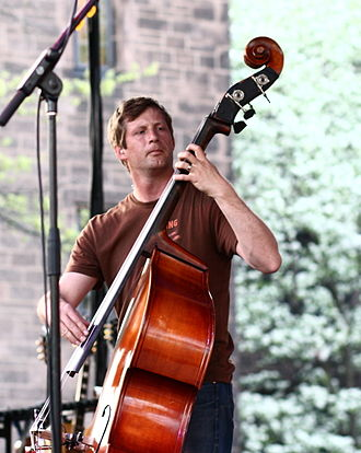 Nate Query - Query performing with The Decemberists
