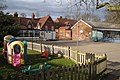 The Ferncumbe C of E Primary School playground - geograph.org.uk - 1757004.jpg