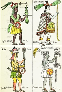The Florentine Codex- Aztec Gods II.tiff