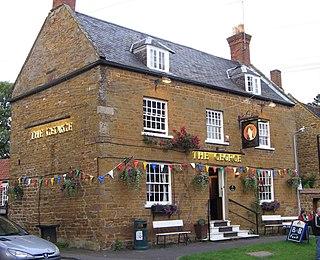 Ashley, Northamptonshire Human settlement in England
