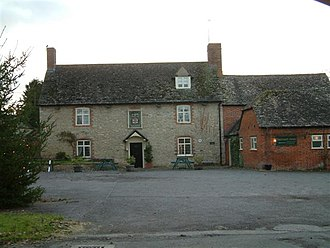 Stanton Harcourt - The Harcourt Arms