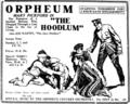 The Hoodlum newspaper ad.png