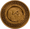 The Leonardo da Vinci Society Medallion.png