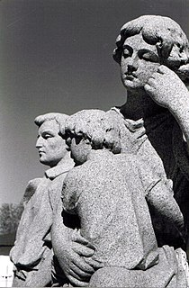 The Ludlow Massacre Memorial, April 20th, 1914, Colorado Massacre on Coal Miners Beverly on Flickr.jpg
