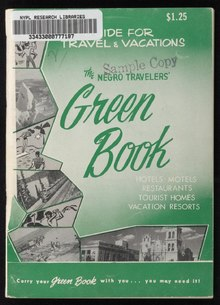 The Negro Travelers' Green Book