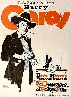 <i>The Outcasts of Poker Flat</i> (1919 film) 1919 film