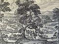 The Phillip Medhurst Picture Torah 165. Jacob wrestling with the angel. Genesis cap 32 v 23. Borcht.jpg
