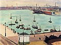 The Port at Havre Albert Marquet.jpg