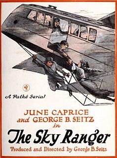 <i>The Sky Ranger</i> (1921 film) 1921 film