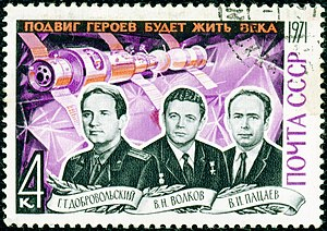 Space exposure - Dobrovolskiy, Volkov and Patsayev, the only victims of space decompression