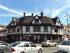 The Three Horseshoes, Southall - DSC07008.JPG
