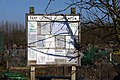 The Trap Ground Allotments Information Board - geograph.org.uk - 1758216.jpg