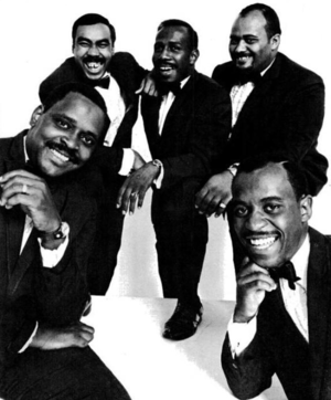 The Tymes - The Tymes in 1969