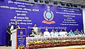 The Union Home Minister, Shri Rajnath Singh addressing on the occasion of inauguration of new HQs building of Bureau of Police Research and Development (BPR&D), Ministry of Home Affairs, in New Delhi.jpg