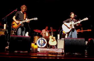The Weepies - The Weepies performing in Grand Rapids, Michigan in November 2010.