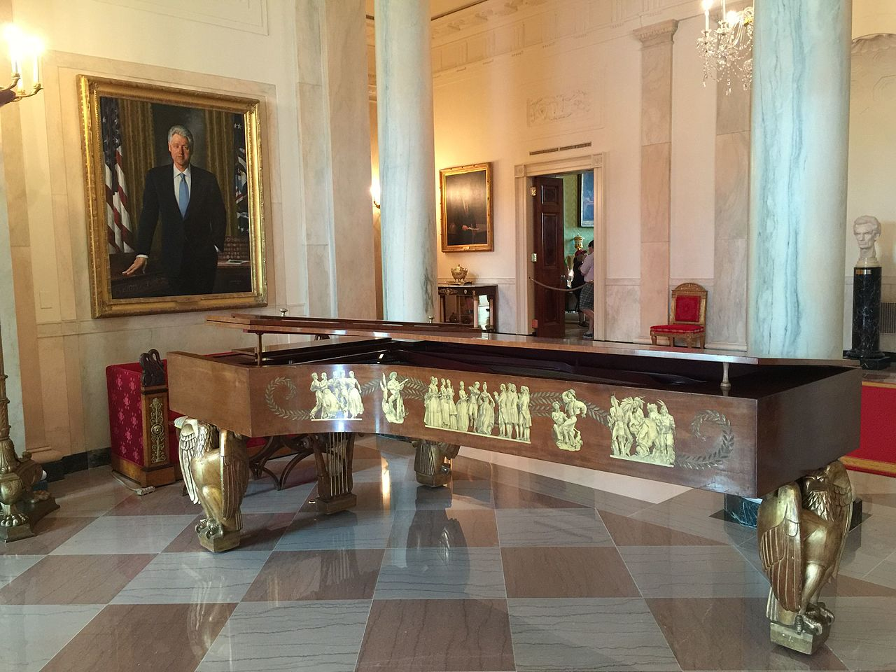 Number Of Rooms In The White House