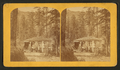 """The famous """"Iron Ute"""" spring, at Manitou, Colorado, by Gurnsey, B. H. (Byron H.), 1833-1880.png"""