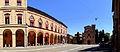 The religious complex of Santo Stefano (basilica and square).JPG