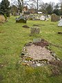The reputed grave of Dickens' Little Nell - geograph.org.uk - 1734049.jpg