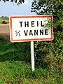 Theil-sur-Vanne-FR-89-panneau d'agglomération-01.jpg