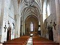 Thiviers église nef.JPG