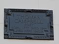 Thomas Campbell plaque (9347814037).jpg