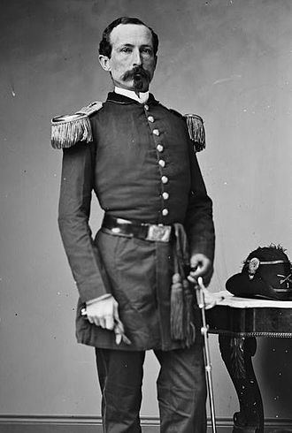 William Rosecrans - Brig. Gen. Thomas J. Wood