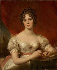 Portrait of Mary Anne Bloxam (later Mrs. Frederick H. Hemming)