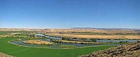 Three Island Crossing Oregon National Historic Trail (23749131021).jpg