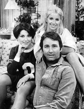 Three's Company - Image: Threes company 1977