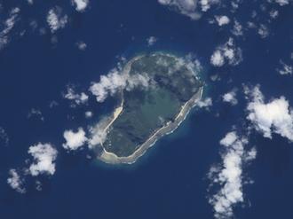 Tikopia - NASA picture of Tikopia