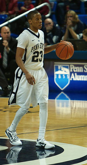 Tim Frazier - Frazier with Penn State in 2011