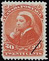 Timbre Victoria deuil 20c Canada 1893.jpg