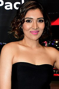 Tina Ahuja graces the launch of the new Audi A5 (07) (cropped).jpg