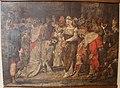 Tintoretto jacopo (attr.), cristo e l'adultera, sassari.JPG