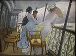 Tissot La Galerie du Calcutta 1876.jpg