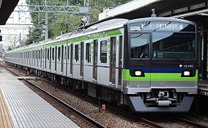 Toei 10-300 series - 3rd-batch set 10-490 in October 2013