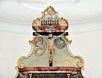 Toleranzbethaus Fresach, altar crucifix.jpg