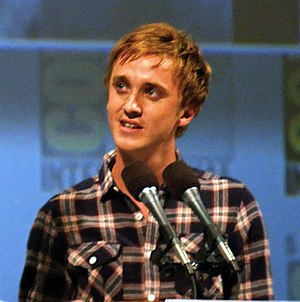 Tom Felton - Tom Felton at the Comic-Con Day 3 2010