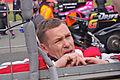 Tom Kristensen (Now 9 Times Winner of Le Mans 24 Hours) Driver of Audi Sport Team Joest's Audi R18 e-tron quattro Hybrid (8669362126).jpg