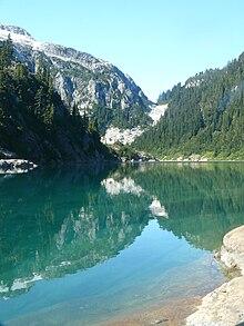 Eaglehawk lake tom thumb