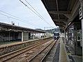 Tomari Station platform.jpg
