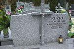 Tomb of Bronisław Kuzio at Central Cemetery in Sanok 2.jpg